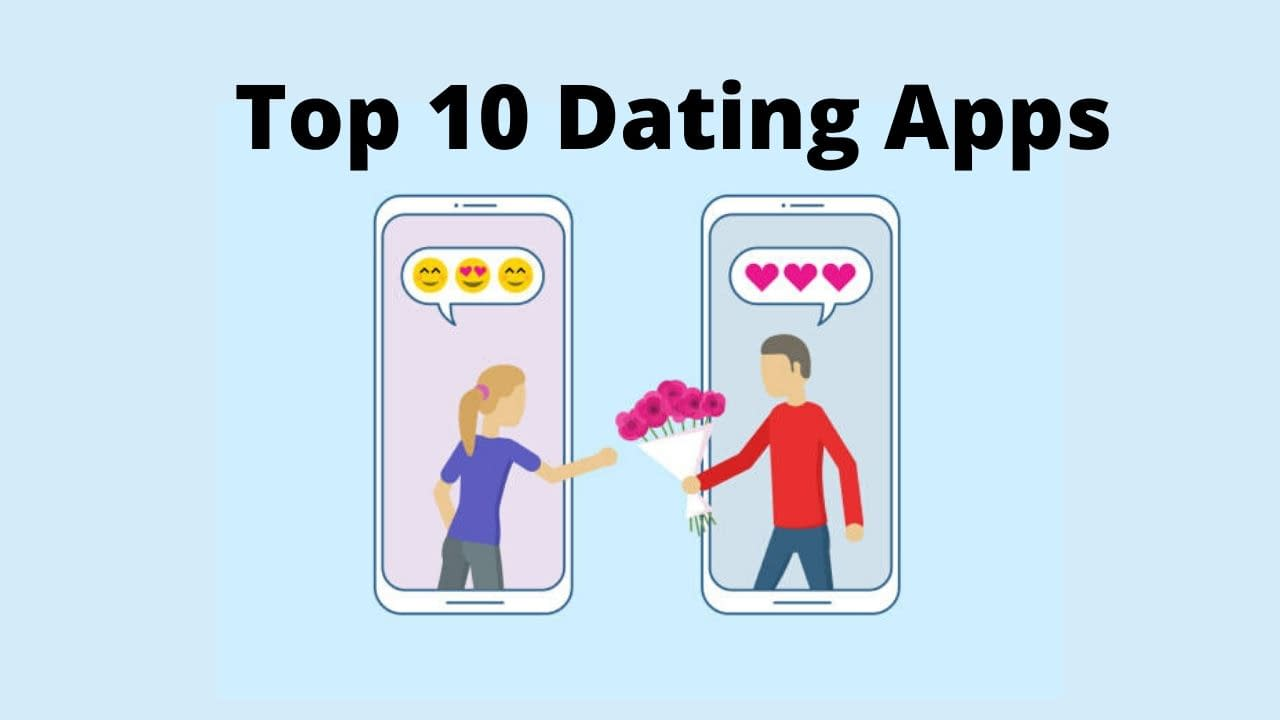 Top 10 Dating Apps in India