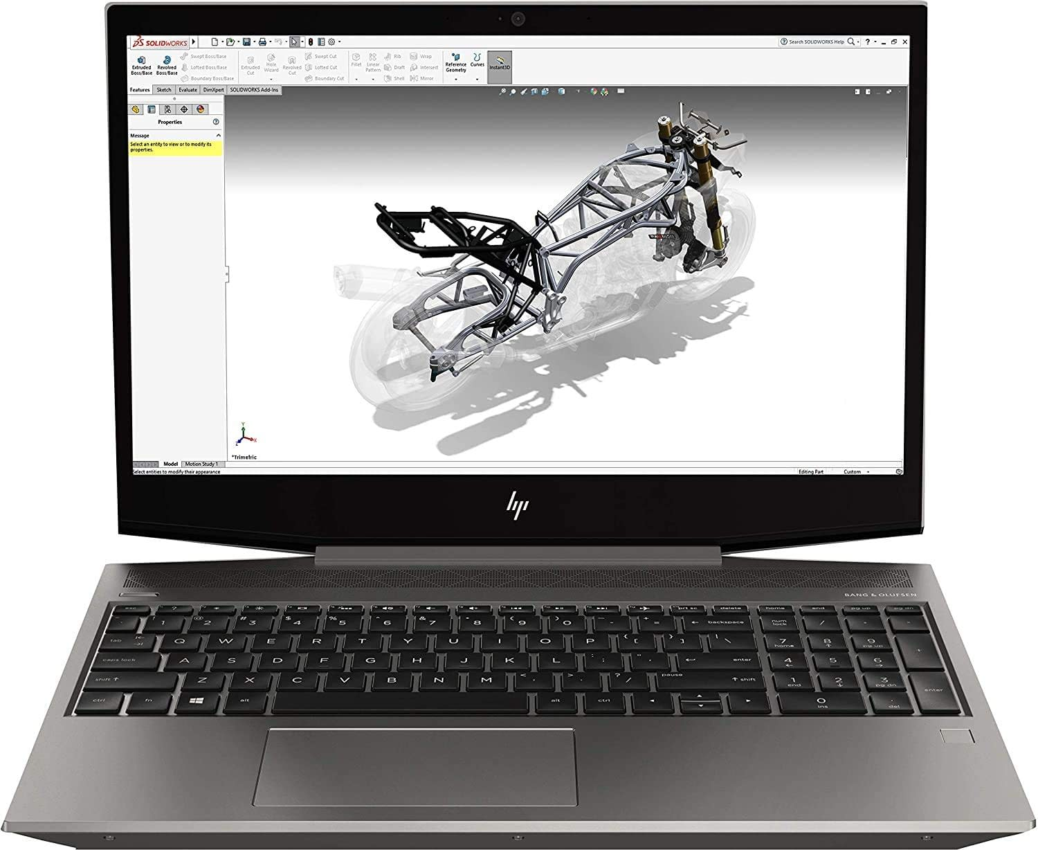 HP Zbook best Video editing and Graphics Design laptop
