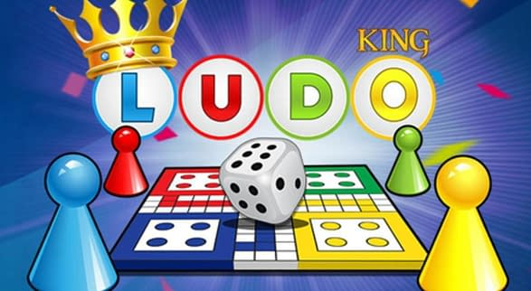 Ludo King online gaming apps