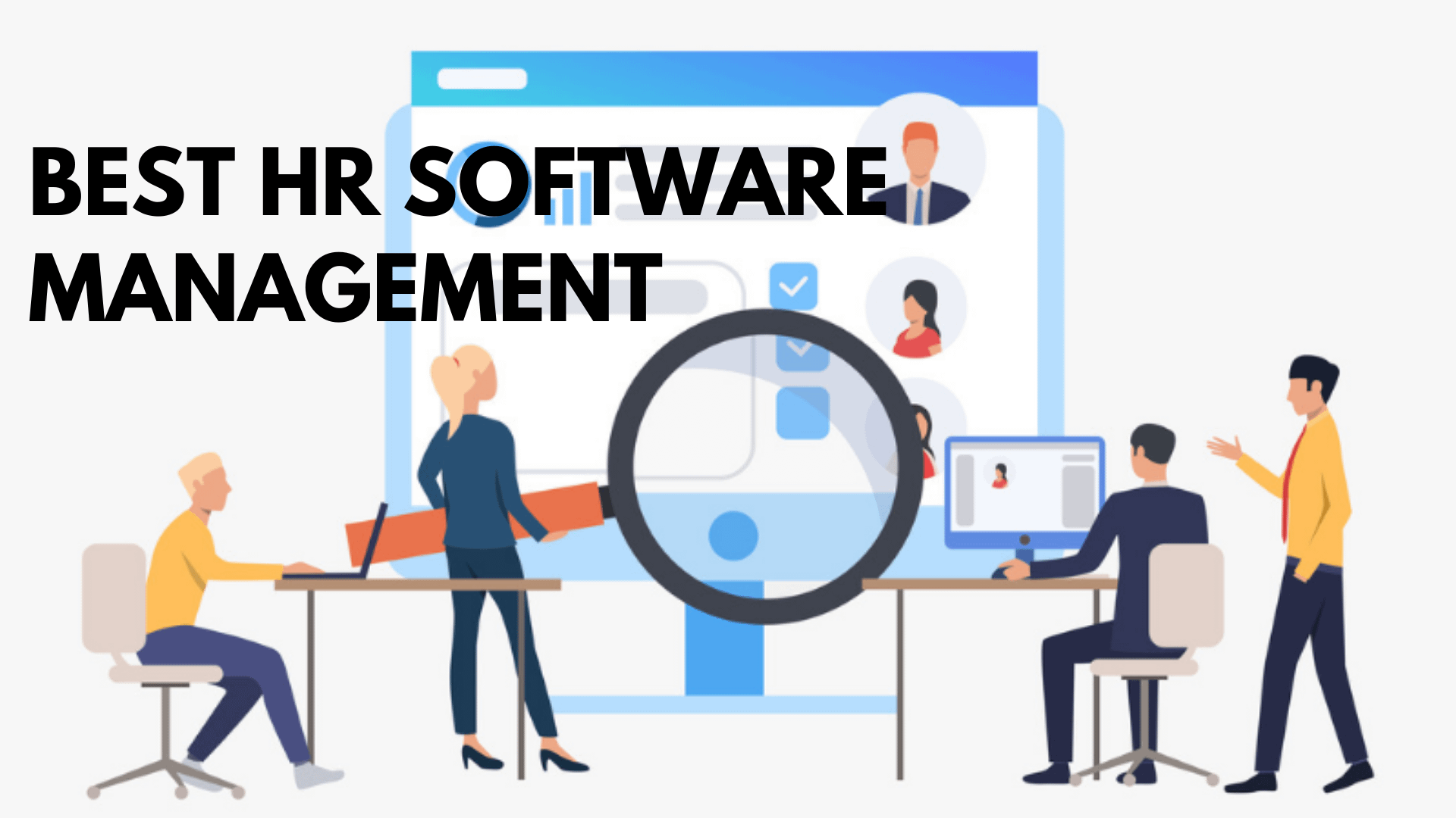 Top 10 Collection Of HR Software Solutions For Your Business