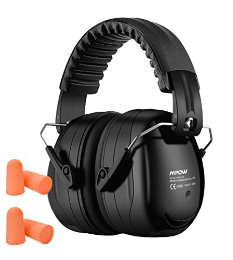 Mpow Foldable Earmuff for Sound Reduction soundproofing ear muffs
